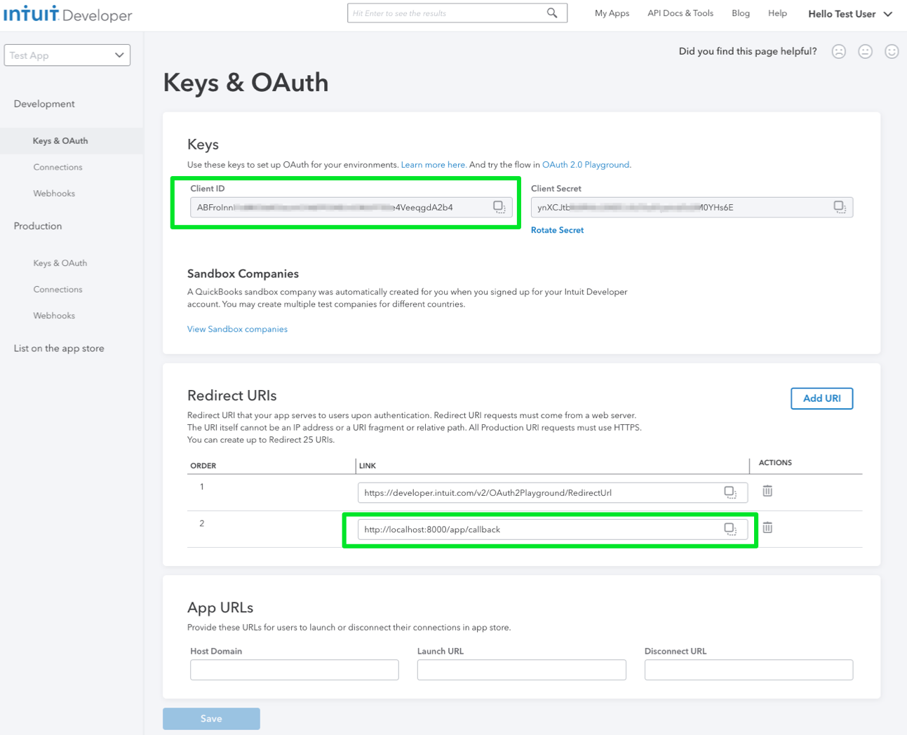 Oauth 2 0 For Server Side Web Apps